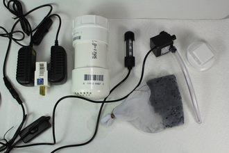 UV-filter parts