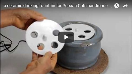 medium Persian fountain